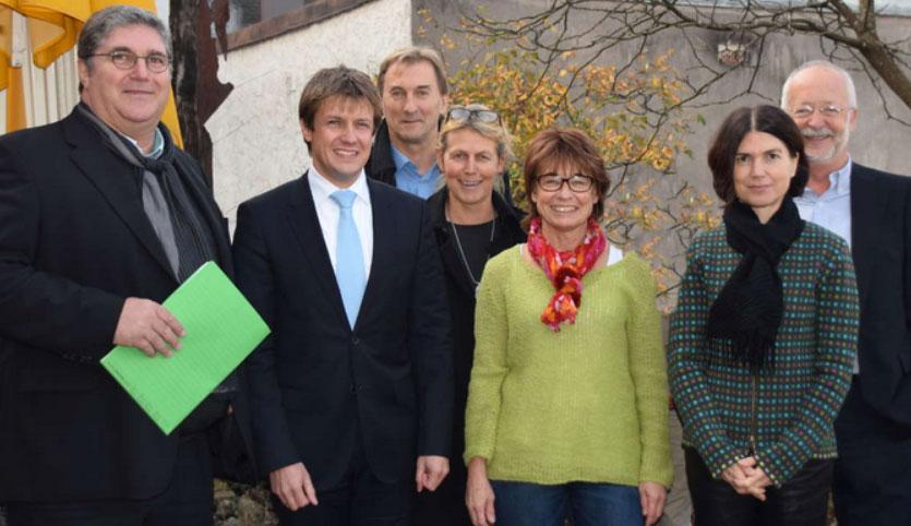 Vorstand Freunde Hohentwiel