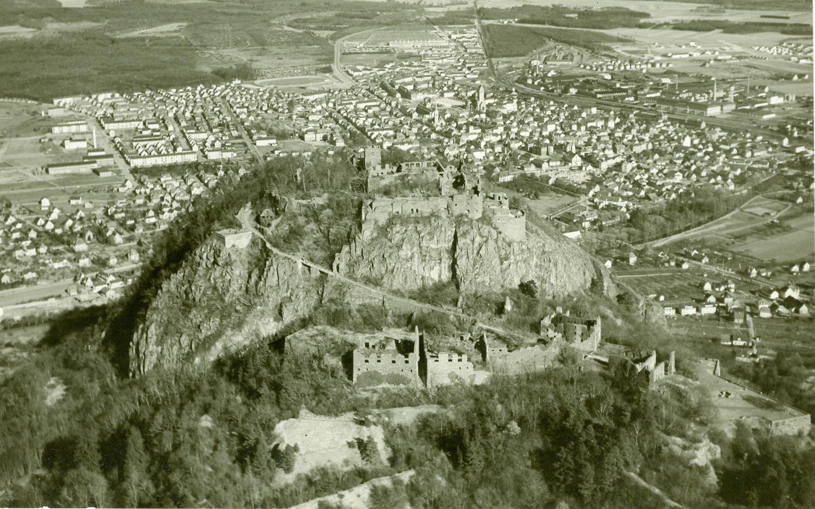 Hohentwiel historisch